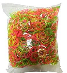 Flexi Rubber Bands - 1/2 inch Diameter - 1700 pcs