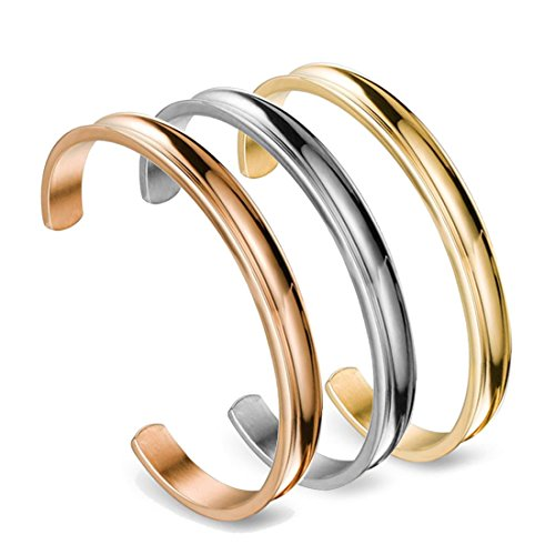 zuobao-6mm-stainless-steel-bracelet-grooved-cuff-bangle-for-women-girls-3-pcs-set