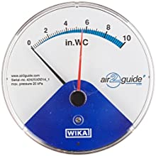 WIKA Differential Low Pressure Gauge