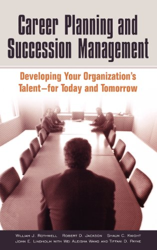 Career Planning and Succession Management: Developing...