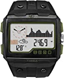 Timex Expedition WS4 Widescreen 4-Function Watch (Black/Green)
