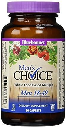 buy Bluebonnet Targeted Multiples Men'S Choice Caplets, 90 Count