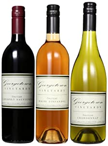 Georgetown Vineyards Dinner Party Mixed Pack, 3 x 750 mL