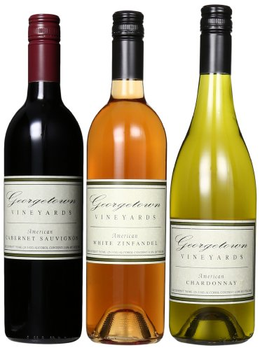 Georgetown Vineyards Dinner Party Mixed Pack, 3 x 750 mL image