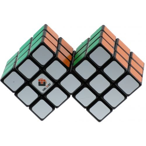 Cube Twist Double 3x3 Cube (Difficulty 9 of 10) - 1