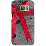 For Samsung Galaxy S7 Famous Girl ( Famous Girl, Face, Nice Face, Beautiful Face ) Printed Designer Back Case Cover By TAKKLOO