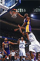 Decorative Kobe Bryant Posters Slam Dunk Stickers Custom Canvas NBA Basketball Wallpaper Kids Home Decor