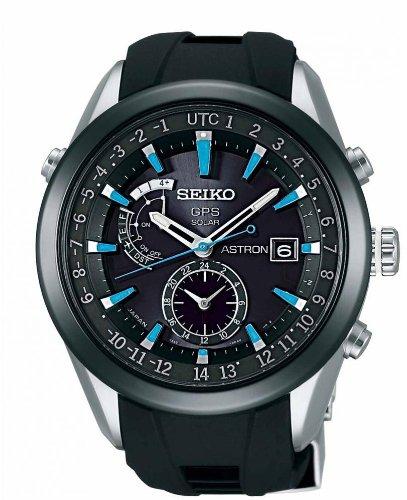 Seiko Astron GPS Solar Mens Watch SAST009G
