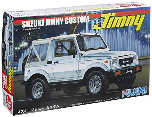 Fujimi-ID-70-Suzuki-Jimny-Custom-124-Scale-Kit