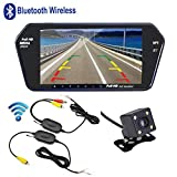 Podofo® Bluetooth Wireless Car Backup Camera System 7