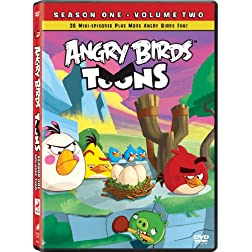 Angry Birds Toons - Season 01 Volume 02