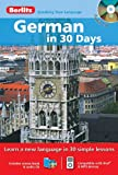 Berlitz Language: German In 30 Days (Berlitz in 30 Days)