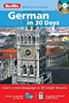 German in 30 Days with Audio CD