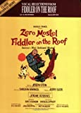 img - for Fiddler on the Roof (Vocal Selections): Piano/Vocal/Chords book / textbook / text book