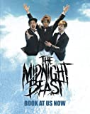The Midnight Beast Book at Us Now: The Story of The Midnight Beast