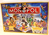 Disney Monopoly - Danish Version