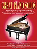echange, troc collectif - Great Piano Solos The Red Book