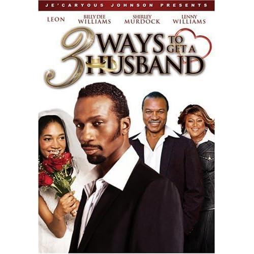 Amazon.com: Je'Caryous Johnson Presents: 3 Ways to Get a Husband: Leon