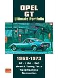 Opel GT Ultimate Portfolio 1968-1973