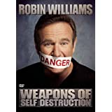 Robin Williams' Weapons Of Self Destruction [DVD]by Robin Williams
