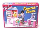(Doll house) 豪華 ヨーロッパ風 1/6 ドールサイズ ミニチュア ドールハウス 家具 セット 人形 バービー、ジェニー、ブライス等に F212 (301-8 COSME)