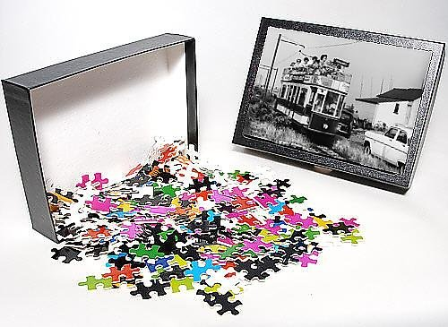 Photo Jigsaw Puzzle Of New Eastbourne Tram