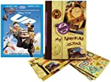 Up (4 Disc Combo Pack with Digital Copy and DVD with Adventure Journal) [Blu-ray]
