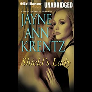 Shield's Lady Audiobook