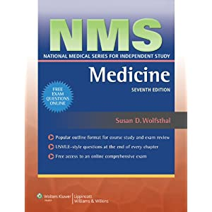 NMS Medicine 7th edition PDF by Susan Wolfsthal