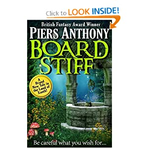 Board Stiff (Xanth) by Piers Anthony