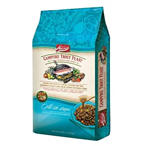 Merrick Campfire Trout Feast Dry Dog Food Dry Pet Food