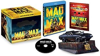 【Amazon.co.jp限定】マッドマックス 怒りのデス・ロード ブルーレイ インタ ーセプター付BOX(1枚組/デジタルコピー付) [Blu-ray]