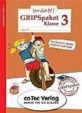 GRIPSpaket Klasse 3. CD-ROM für Windows 98/NT/2000/XP. Deutsch, Mathematik, Englisch, Logik  (Lernmaterialien)