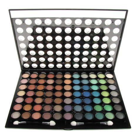 W7 Paintbox 77 Eye Shadow Colours