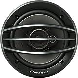 """Pioneer TS-A1674R A-Series 6 1/2"""" 3-Way 300 Watts Speakers, Pair"""