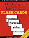 1,001+ German Language Flash Cards: T...