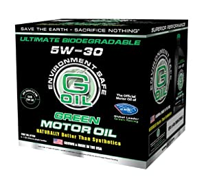 Green Earth Technologies 1155 G Oil 5w 30