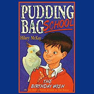 Pudding Bag School Audiobook