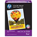 HP Color Inkjet Paper, 96 Brightness,...