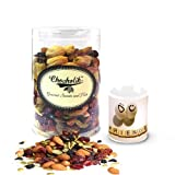 Valentine Chocholik Premium Gifts - Best Dry Fruits 500gm With Friendship Mug