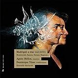Madrigaux a deux voix du 17e s. monteverdi, rognono, sances, strozzi etc.