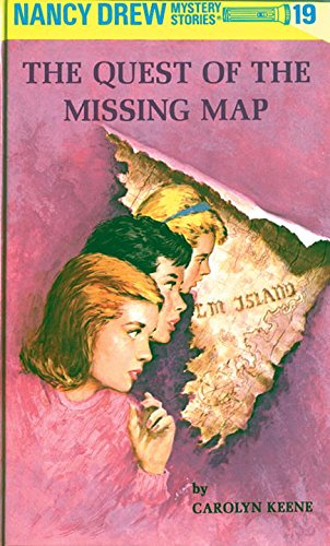 The Quest of the Missing Map (Nancy Drew, Book 19)