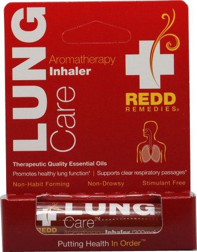 Redd Remedies - Lung Care Inhaler - 1 Inhaler