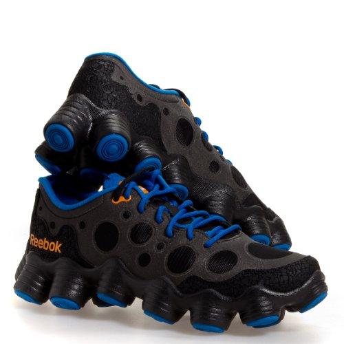 6f007658f6f fdsfgds  Reebok - Mens Atv19 Plus Black Blue Nacho Lowtop Shoes ...