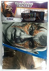 Marvel Guardians Of The Galaxy 2 Sided Pillowcase