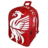 Liverpool F.C. Backpack BL Official Merchandise