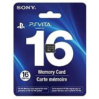 16GB PlayStation Vita Memory Card