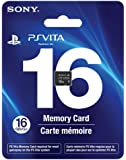PS Vita 16GB Memory - PlayStation Vita Standard Edition