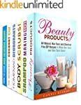 Beauty Products Box Set (6 in 1): All...