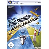"Flight Simulator X : Acceleration Expansion Packvon ""Microsoft"""